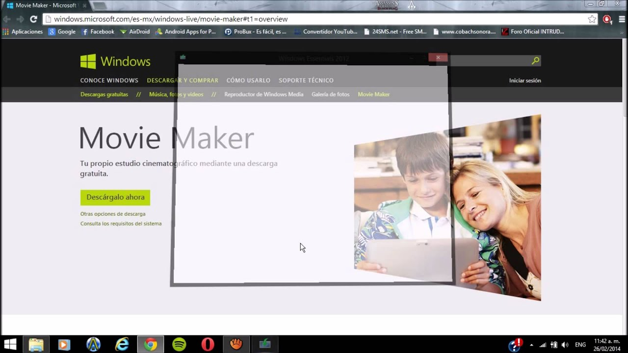 descargar movie maker para windows 10 8 y 8 1 totalmente gratisa