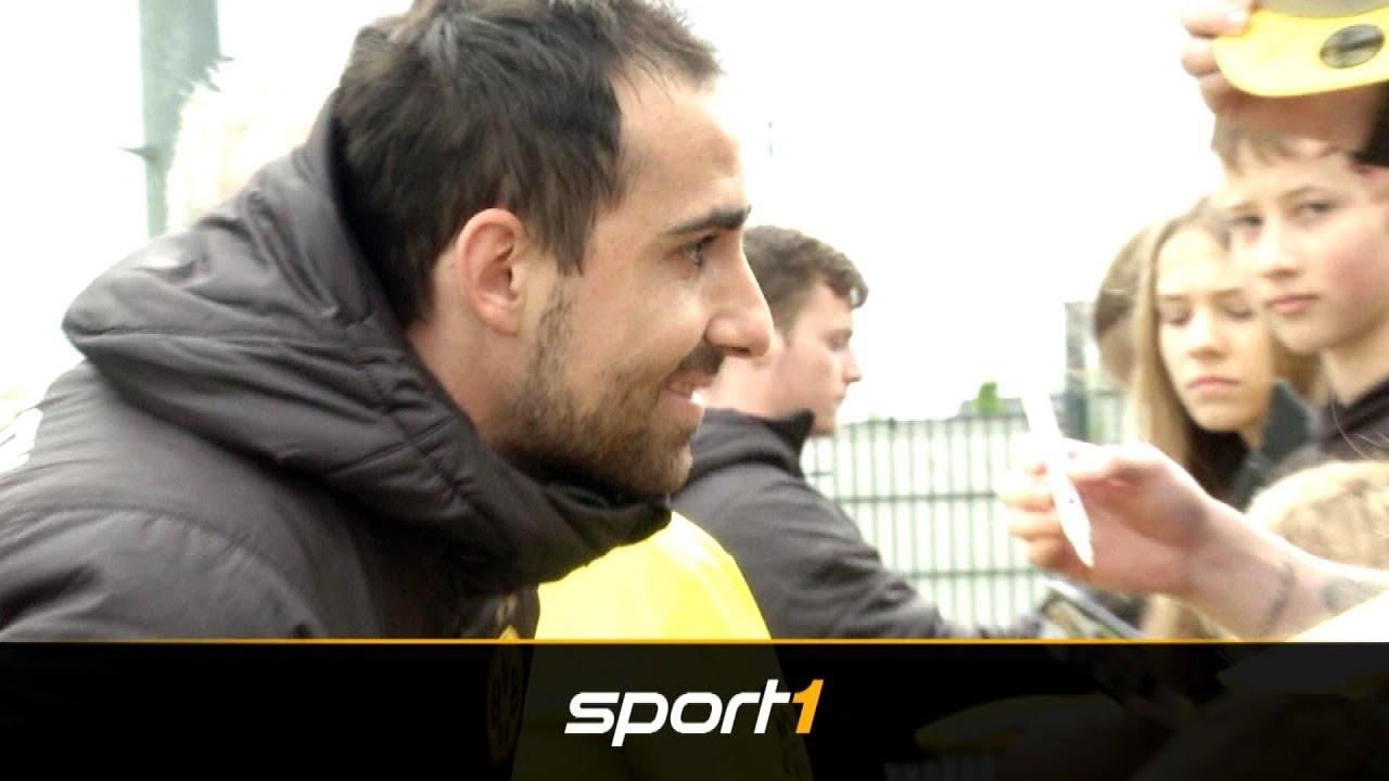 Paco Alcácer fehlt dem BVB beim FC Barcelona | SPORT1 - DER TAG