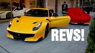 First Two Ferrari F12tdf Delivered in Monaco