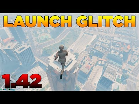 GTA 5 BEST LAUNCH GLITCH 1.42 SOLO! (Grand...