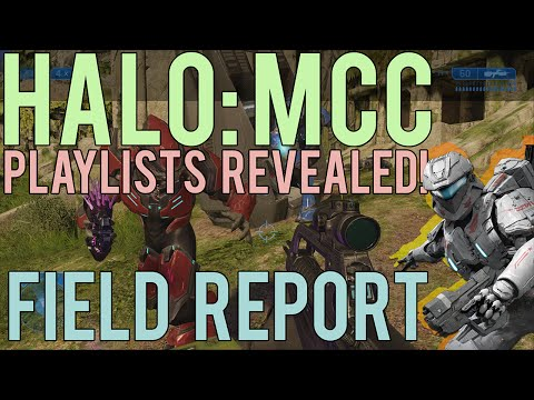halo mcc matchmaking playlists