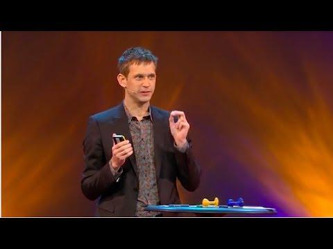 Augmented Creativity | Bob Sumner | TEDxZurich