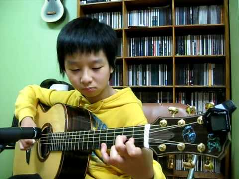 JS Bach Air On A GString  Sungha Jung