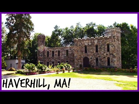 New England Travel Vlogs! Day 1 | Haverhill, MA!