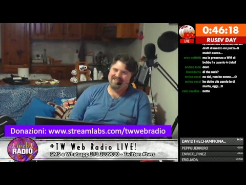 TW Web Radio LIVE - WWE Monday Night Raw & SmackDown Live Post-Show 04/04/2018