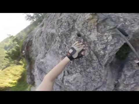 Über Tegelbergsteig auf den Tegelberg