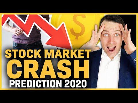 2020 Stock Market Crash Prediction – Be Prepared For Imminent Crash And Recession