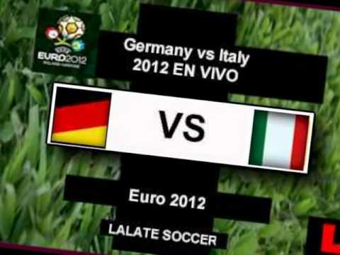 Germany VS Italy live Stream  Watch Italy VS Germany Live Online HDQ EURO CUP SF 2012 on espn