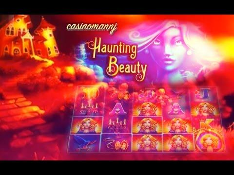 MAX Bet! - Haunting Beauty Slot - Slot Win - Slot Machine Bonus - 동영상