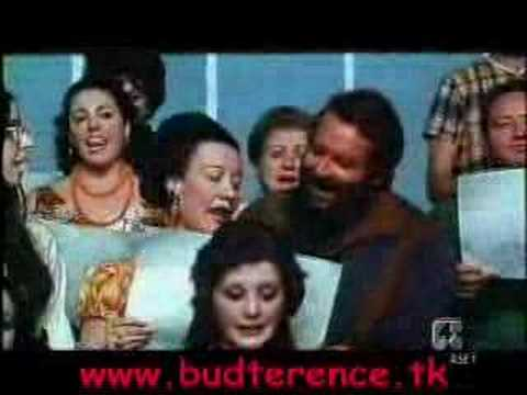Bud Spencer - Terence Hill - Coro dei pompieri