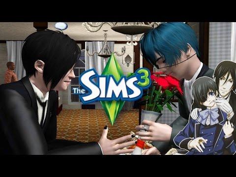 The sims 3 Black Butler part 13 ครอบครัวสุขสันต์ ชีวิตดี๊ดี (The End)