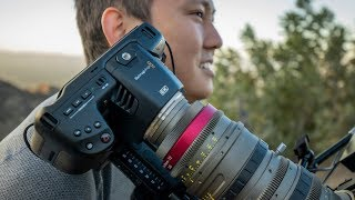 Blackmagic Design Pocket Cinema Camera 6K | Indie FilmMakers Dream Camera?