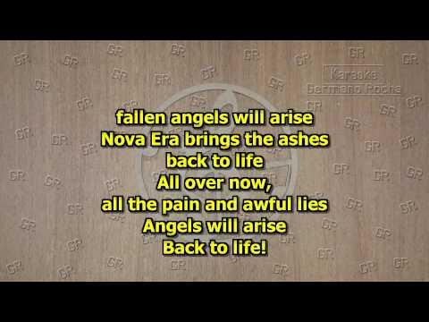 Angra - Nova Era (Karaoke)
