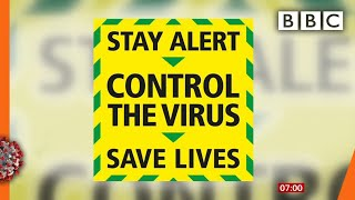 Boris Johnson to launch Covid-19 alert system - Coronavirus: Top stories this morning - BBC