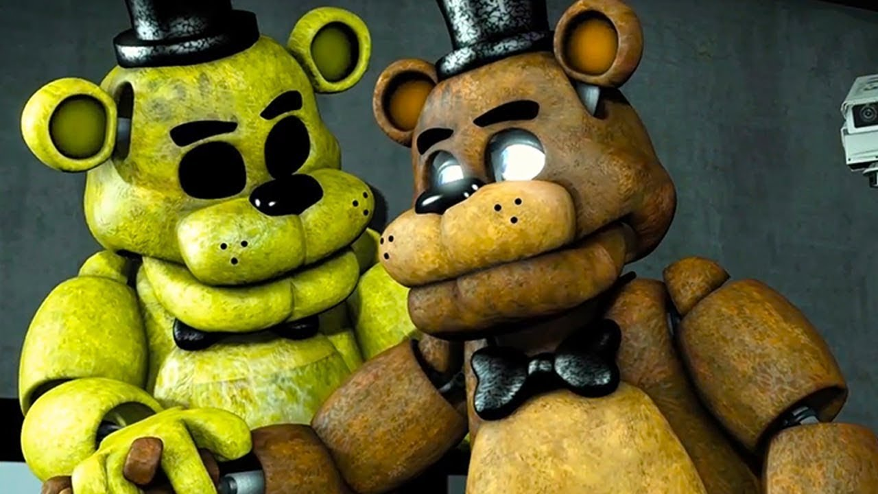 SFM FNAF Top 10 Five Nights at Freddy's Compilation # 2