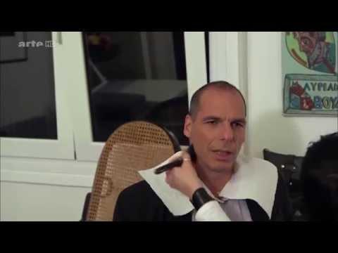 Varoufakis' Reaktion auf die Videomanipulation durch Günther Jauch