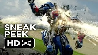 Transformers: Age of Extinction Official Sneak Peek Teaser (2014) - Michael Bay Movie HD