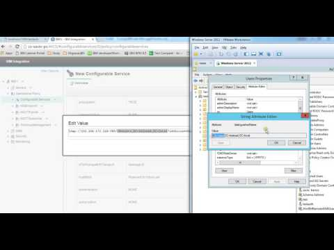 Using AD To Authenticate IIB Services