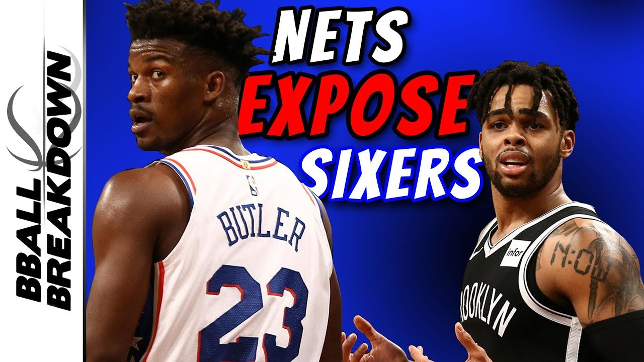 Nets Expose Sixers Serious Flaws In Game 1