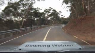 2013 Adelaide Hills Tarmac Rally SS20 Wickhams Hill Short 3