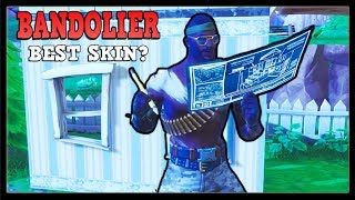 BEST SKIN IN FORTNITE: BANDOLIER? (#2)
