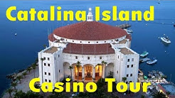 Catalina Island - Casino Tour