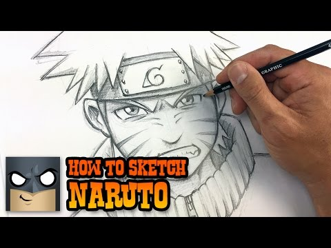 How to Draw Naruto | Sketch Tutorial