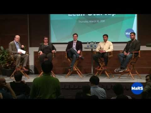 MaRS Best Practices - Inside The Lean Startup