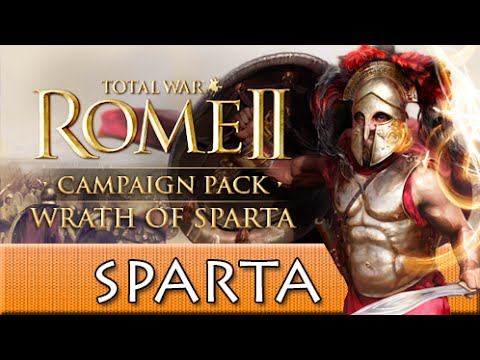 Rome 2: Wrath of Sparta   Sparta 01