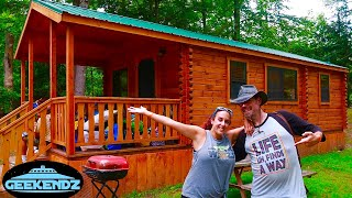 Our Cabin at Kittątinny Campground PA