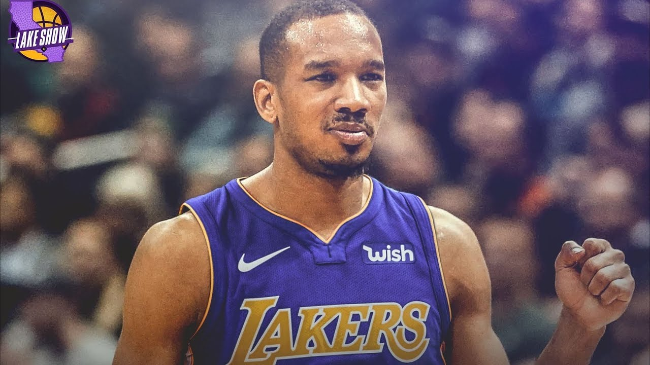 Lakers Sign Avery Bradley