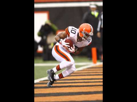 Mike Pendleton Interviews Cleveland Browns