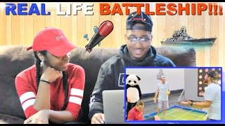 "Video Dude Perfect ""Giant Warship Battle"" Reaction!!! download MP3, 3GP, MP4, WEBM, AVI, FLV April 2018"