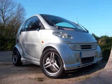 smart fortwo 1999 mk1 custom tuning youtube. Black Bedroom Furniture Sets. Home Design Ideas
