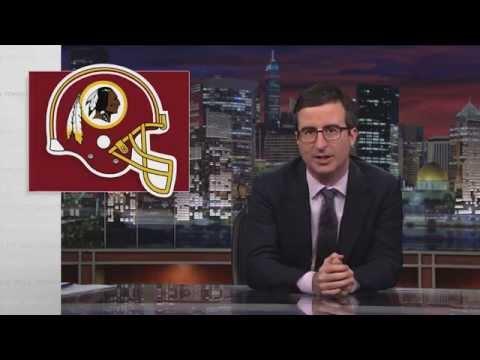 The Washington Redskins: Last Week Tonight with John Oliver (HBO)