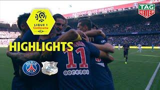 Paris Saint-Germain - Amiens SC ( 5-0 ) - Highlights - (PARIS - ASC) / 2018-19