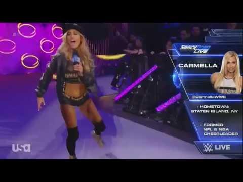 Carmella WWE Entrance