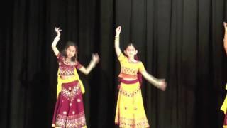 Indian Dance - Chapti Bhari Chokha at JCNC Diwali 2009 (Steps & Beats)
