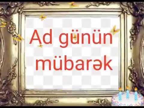Ad günün mübarək - Məhəmməd