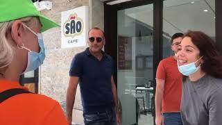 The adventure in Soverato. Video of Lia and Nicoleta, videomaking@school course with JUMP