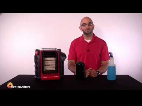 Portable Buddy Heater - Mr. Heater