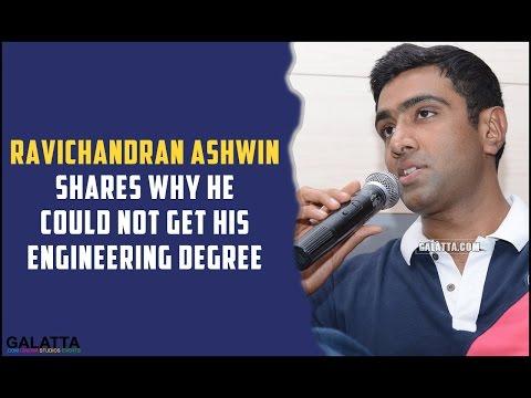 Ravichandran Ashwin Shares Why He Could...