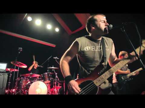 MUTE Thunderblast CD launch Quebec city - Burning Wreck