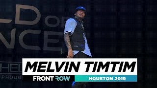 Melvin Timtim | FRONTROW | World of Dance Houston 2019 | #WODHTOWN19
