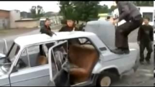Вот это авто прикол   ДПС хочет забрать тачку!
