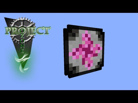 Minecraft Mods Project Ozone - OMEGA [E40] (Modded HQM Sky Block)