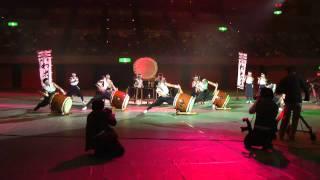 Matsudairawadaiko 愛知銀行創業100周年イベント