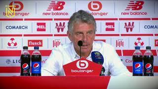 LOSC - FC Nantes : la réaction de Christian Gourcuff