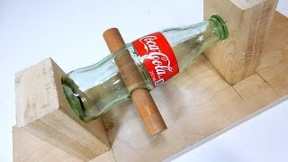 Repeat youtube video How to Drill holes in a Glass Bottle
