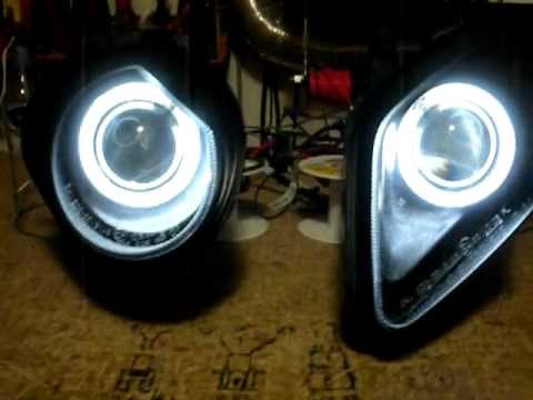 What Are Hid Headlights >> 10-14 BMW S1000RR 55w HID / Bi-Xenon Projector Headlight ...